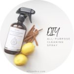 Spring Cleaning | DIY All-Purpose Household Cleaner